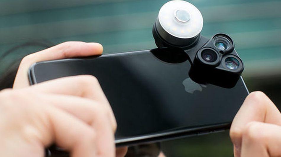 Bộ lens kit dành cho smartphone