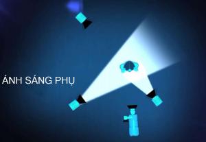 Kỹ thuật chiếu sáng 3 điểm trong quay phim 8