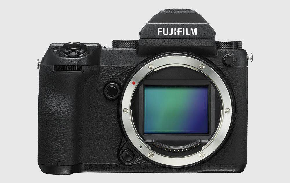 Fujifilm GFX 50S, chiếc máy ảnh kỹ thuật số cảm biến Medium Format đầu tiên của hãng