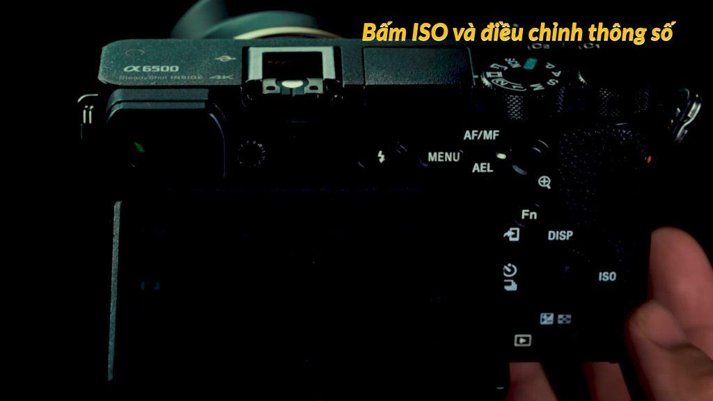 Hướng dẫn setting Sony A6500 để quay video 379