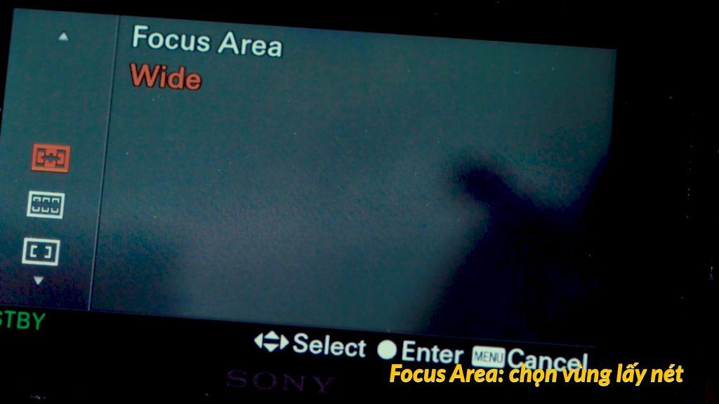 Hướng dẫn setting Sony A6500 để quay video 365