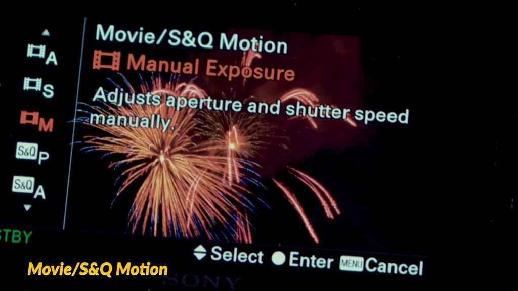 Hướng dẫn setting Sony A6500 để quay video 353