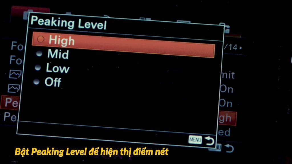 Hướng dẫn setting Sony A6500 để quay video 362