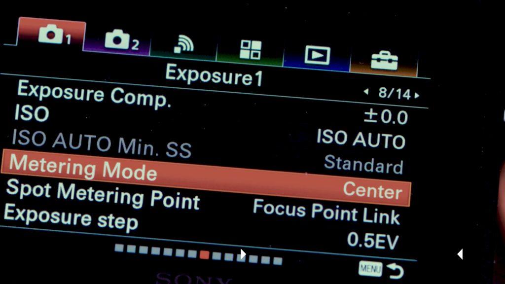 Hướng dẫn setting Sony A6500 để quay video 397