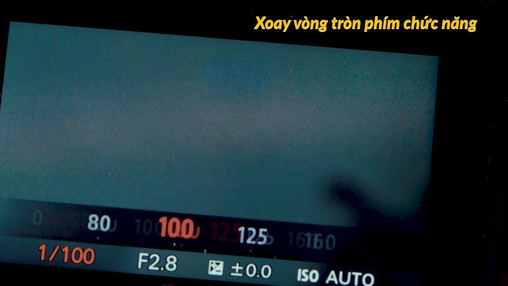Hướng dẫn setting Sony A6500 để quay video 378