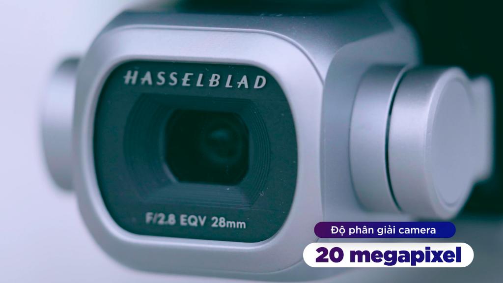 """Đánh giá nhanh flycam DJI Mavic 2 Pro - Chiếc drone """"khủng"""" với mức giá hợp lý 2"""