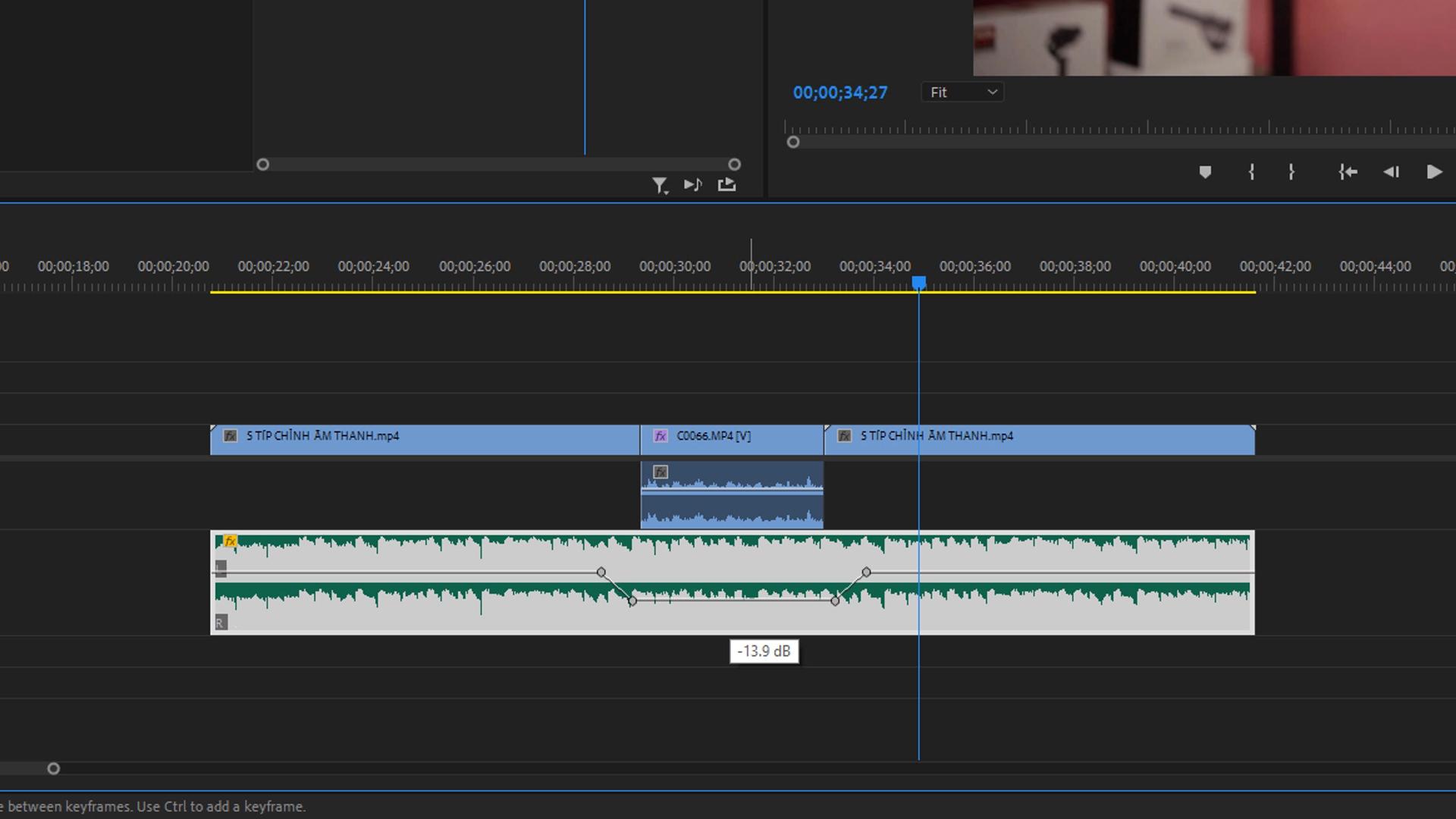 5 mẹo chỉnh âm thanh đơn giản trong Premiere Pro 61