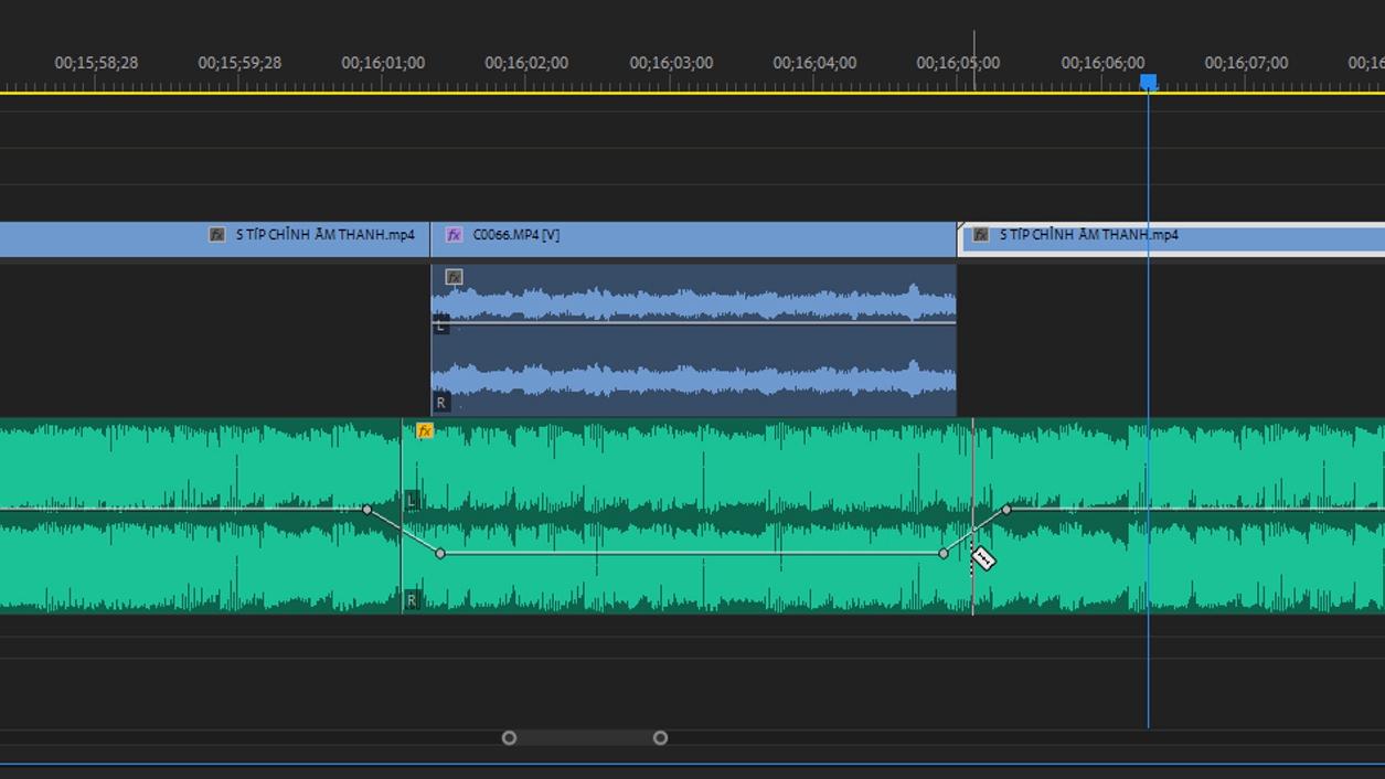 5 mẹo chỉnh âm thanh đơn giản trong Premiere Pro 70