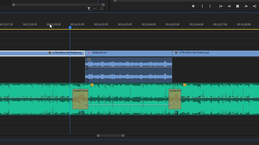 5 mẹo chỉnh âm thanh đơn giản trong Premiere Pro 72